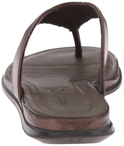 femme Grün Tongs LICORICE Ecco Sandal Touch Ecco Vert METALLIC TARMAC59780 ZcCfHIqx6