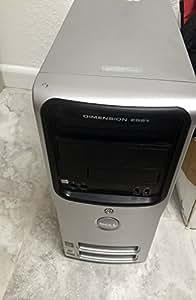 Dell Dimension E521 AMD Athlon 64 X2 Dual-Core 3600+ (1.9 GHz), 1 GB DDR2 SDRAM , 250 GB EIDE SATA HD, 16X DVD +/- RW ,Windows Vista Home