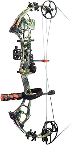 17 Infinity RTS Package Right Hand 29″ 70# Mossy Oak Country
