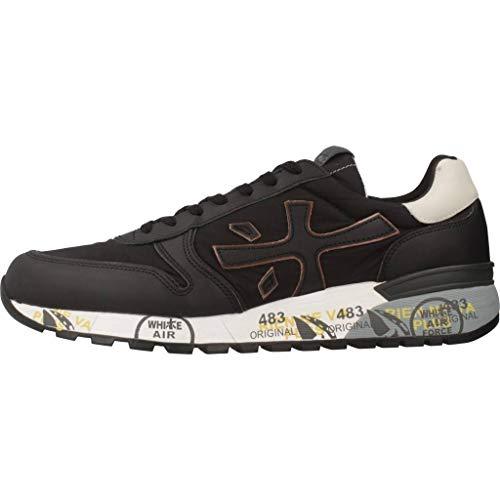 Nero 3251 Uomo Sneakers Mick Premiata IvOSzc