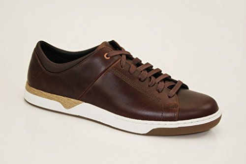 Timberland LEATHER Oxford Sneakers Herren Schuhe