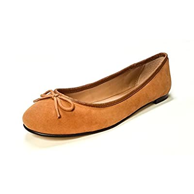 Banana Republic Womens Robin Flat, Camel