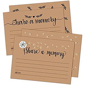 Amazon.com: Memories and Wishes – Tarjeta de felicitación de ...