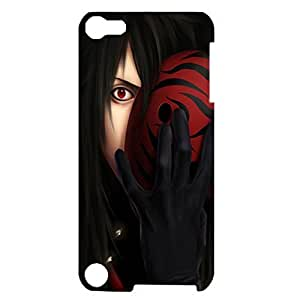 Classic Mask Naruto Character Hard Plastic Shell 3D Case for Ipod Touch 5Th Generation