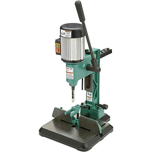 Check Out This Grizzly Industrial G0645-1/2 HP Benchtop Mortising Machine