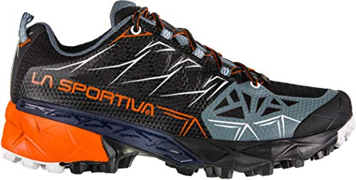 Woman Zapatillas Multicolor Pumpkin Running Trail Sportiva de La Black 000 Adulto Akyra Unisex GTX q6Evgx