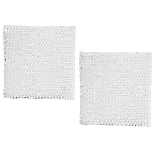 MDelong 2-Pack Humidifier Filter Whole House Humidifier Pads Compatible Honeywell HC22P(HC22P1001) (He220a Humidifier)