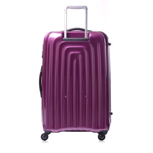 Lojel Wave Polycarbonate Xl Upright Spinner Luggage