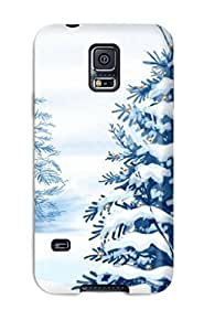 For Galaxy S5 Protector Case Holiday Christmas Phone Cover