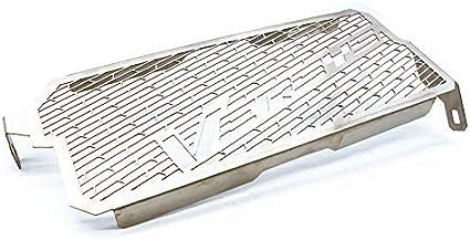 Rejilla de protecci/ón del radiador para Kaw-asaki Versys 650 KLE650 15-17 Redcolourful