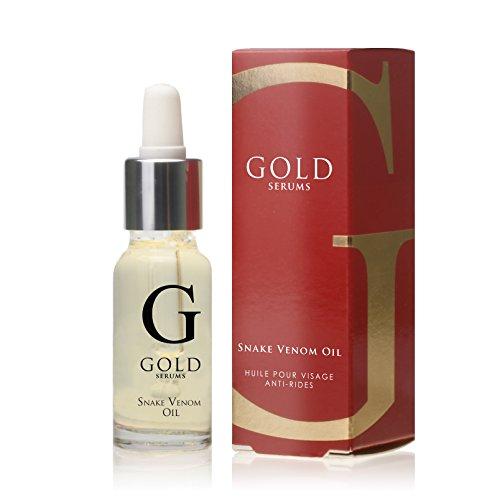 Gold Serums Snake Venom Facial Oil, 98.5 Gram