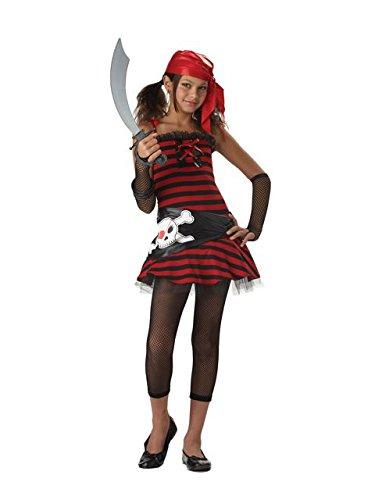 Tween Pirate Cutie Girls Costumes - California Costumes Teens Pirate Cutie Costume,