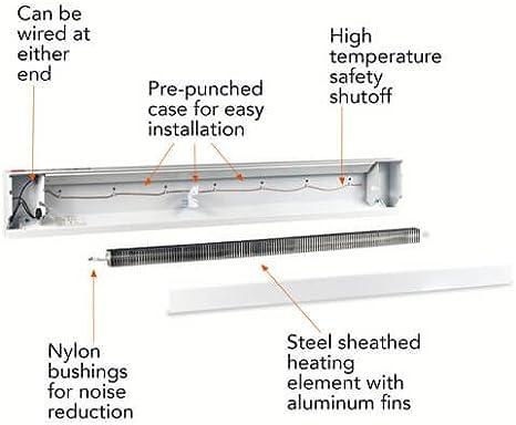 Wiring Diagram PDF: 110 Volt Electric Baseboard Wiring Diagram