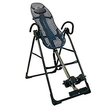 Teeter Hang Ups Ep 850 Inversion Table Ergo Embrace Ankle System Over Ez Handles And Ez