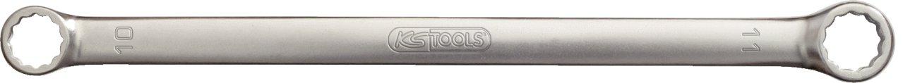8x9mm KS Tools 920.0408 ULTIMATEplus Doppel-Ringschl/üssel