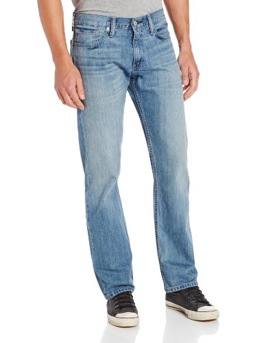 (Levi's Men's 514 Straight fit Stretch Jean,  Vintage Tint, 42x30)