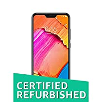 CERTIFIED REFURBISHED Redmi 6 Pro Black 4GB RAM 64GB Storag