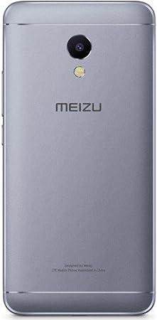 TELEFONO MEIZU M5S P5.2 OC 3GB 32GB 4G 13MP A5.1 Negro: Amazon.es ...