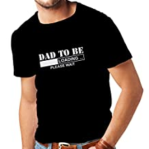 Mens T Shirt Dad to Be
