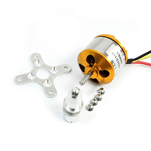 Grand Oasis XXD A2212-13T 1000KV Brushless Motor for F450 X525 MWC DJI Quadcopter