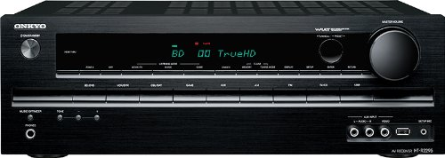 Onkyo HT-R2295 7.1-Channel Home Theater Receiver with USB fo