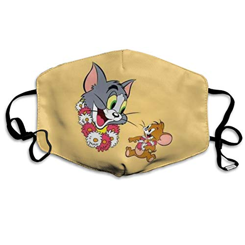 Dust Mask- Tom And Jerry Reusable Face Mask