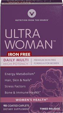 Ultra Woman Iron Free 90