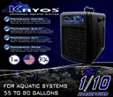 Deep Blue Professional ADB50010 Kryos Advanced Aquatic Chiller, 1/10 HP