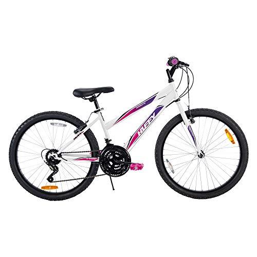 Huffy Bicicleta Granite 24 para Muj