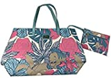 Loungefly x Ariel Leaves Tote Bag (One Size, Multi) Review