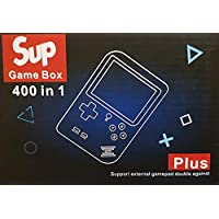 Handheld Game Console, Built-in 400 Games, with 3.0 Inch LCD Display.