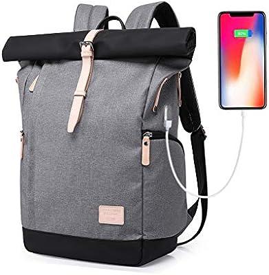 bieten eine große Auswahl an sehr bekannt vorbestellen Cornasee Wasserdicht Laptop Rucksack 15,6/16 Zoll für Damen Herren  Diebstahlsicherung Rucksack mit USB Tagesrucksack Schulrucksack ...