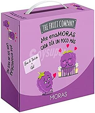 Fruit Company EDT Mora + Gel Estuche: Amazon.es: Belleza