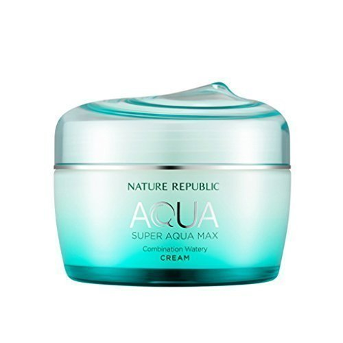 3-Pack-NATURE-REPUBLIC-Super-Aqua-Max-Combination-Watery-Cream-80mL