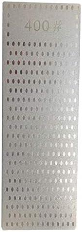 シャープニングストーン ダイヤモンドコーティング 超薄型 砥石 - 400グリット