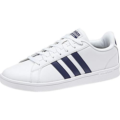 Cf Fitness Homme 47 1 azuosc Chaussures Advantage negbás Blanc ftwbla Adidas Eu 3 000 De BwUIdxq