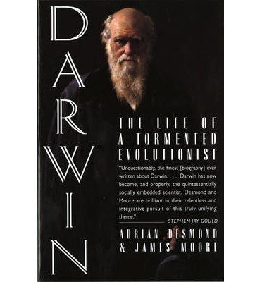 BY Desmond, Adrian ( Author ) [{ Darwin: The Life of a Tormented Evolutionist By Desmond, Adrian ( Author ) Jun - 17- 1994 ( Paperback ) } ]