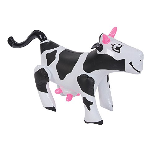 3 Inflatable Party Milk Cows