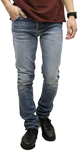 ジーンズ メンズ 正規販売店 Nudie Jeans グリムティム ボトムス ジーパン GRIM TIM DENIM JEANS BLUE DUNES 896 1127180 (コード:4140516206)