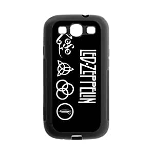 iStyle Zone TPU Rubber Case Compatible with Samsung Galaxy S III / S3 i9300 Cover [Led-Zepplin] by mcsharks