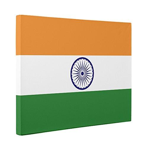 India Flag CANVAS Wall Art Home Décor