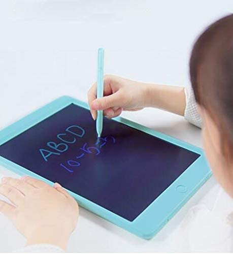 writing tablet blue beautiful 2616.51.7cm 29.7202cm Jingfeng LCD tablet electronic component material suitable for children pink students early education intelligence