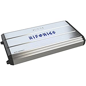 Hifonics ZXX-2000.4 Zeus 4 Channel Bridgeable Amplifier