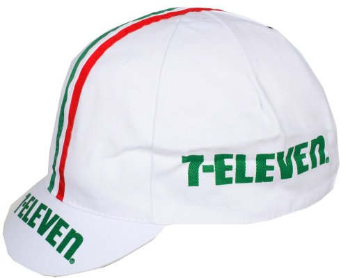 Retro Prestige Team Cycling Caps  7 Eleven