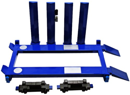 Lift Post (GreenLight Four-Post Lift (1:18 Scale), Blue)