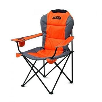 Original CampingAuto Race Moto Chairchaise Ktm Track De Et 6IY7gyfvb