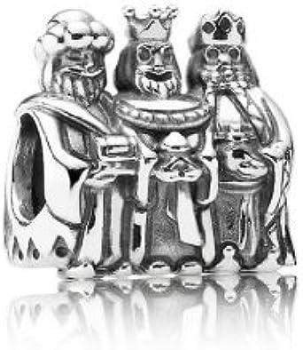 Genuine PANDORA Three Kings Wise Men Charm: Amazon.co.uk: Clothing