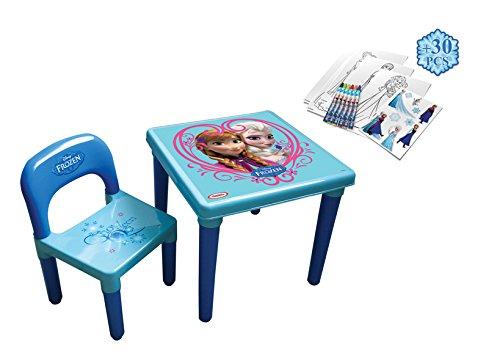 Disney reine des neiges cfro016 loisirs créatifs ma 1ère table