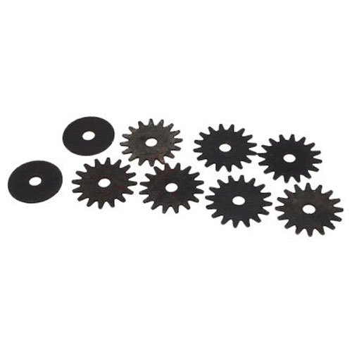 Ace Replacement Cutter Wheels (Forney 72391 Replacement Cutters for Bench Grinding Wheel Dresser)
