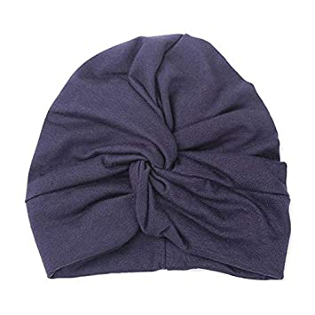 1f8b03d12a9 Funnmart Newly Knot Girl Hat Winter Autumn Cotton Soft Baby Hat Newborn India  Style Caps Photo